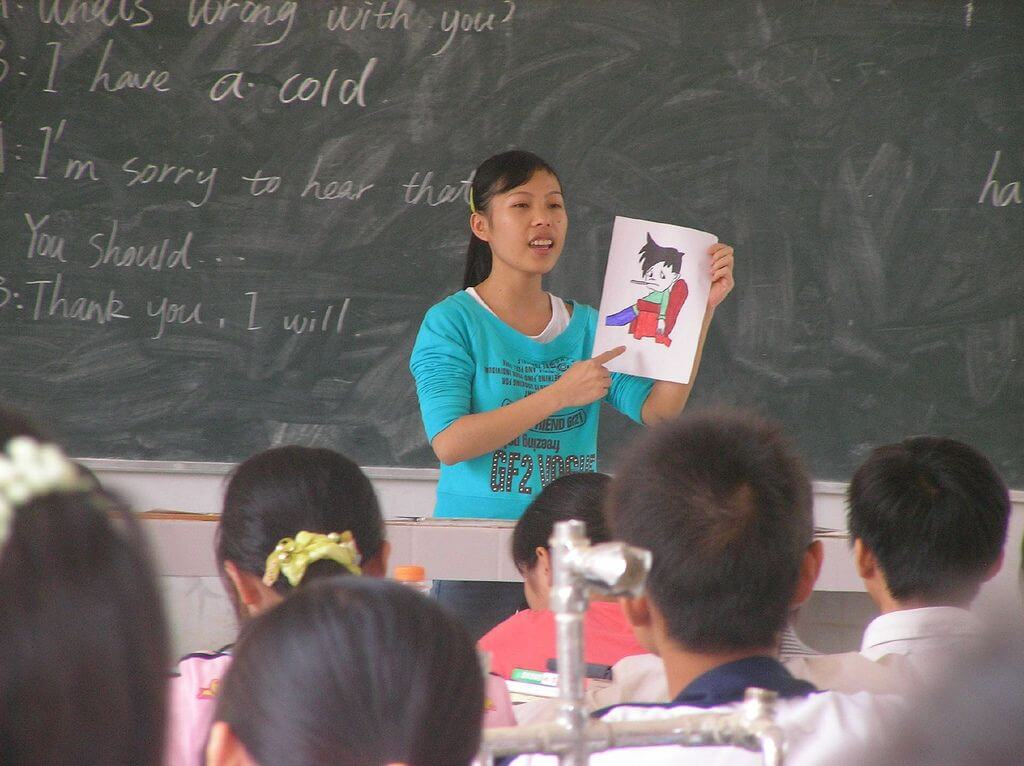 As China's Economy Grows, So does the Need for English Teachers