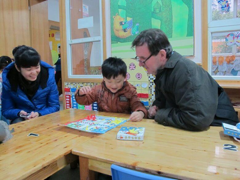 teaching english in China - Salary