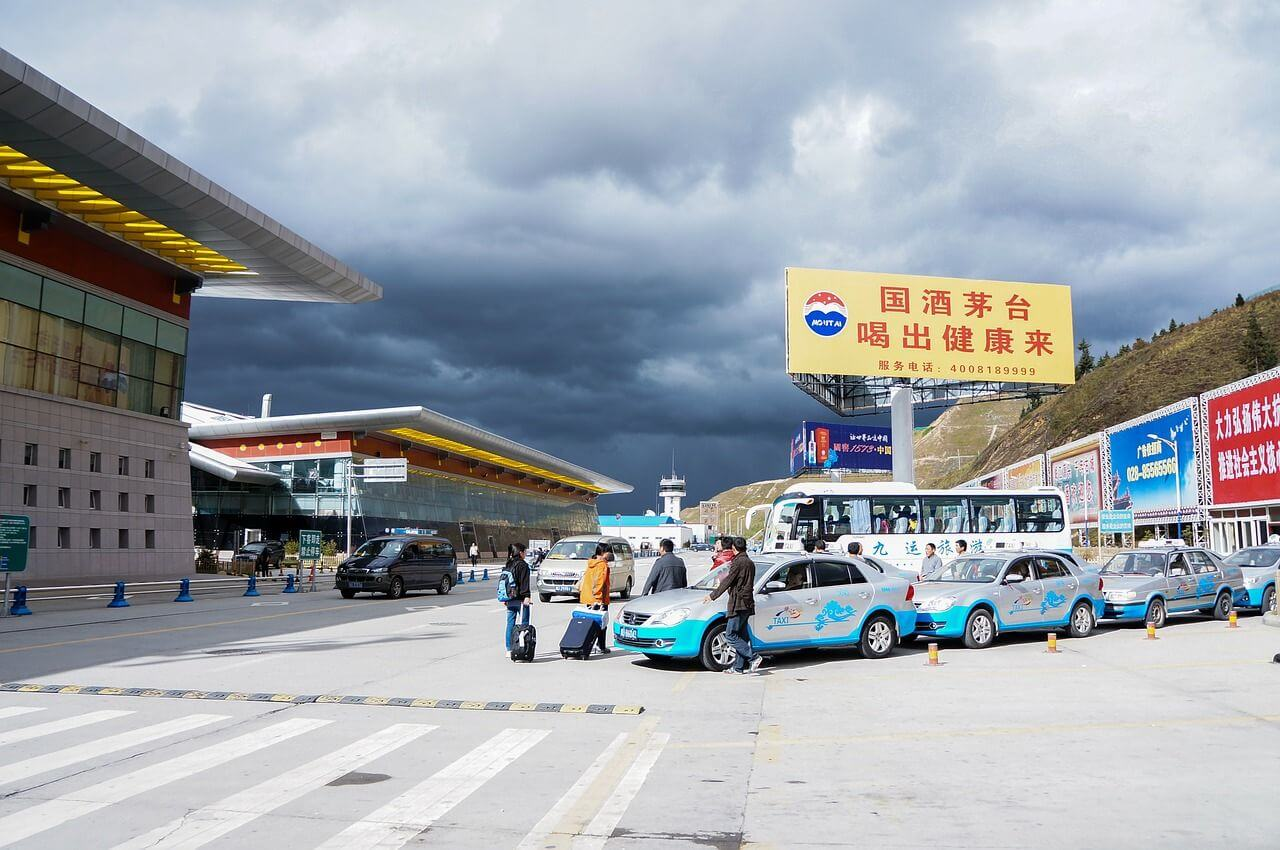 Planes, Trains, and Automobiles: Transportation in China
