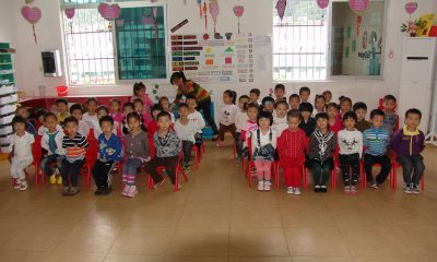 teaching young chinese children