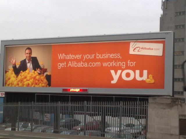 Alibaba's Success Story