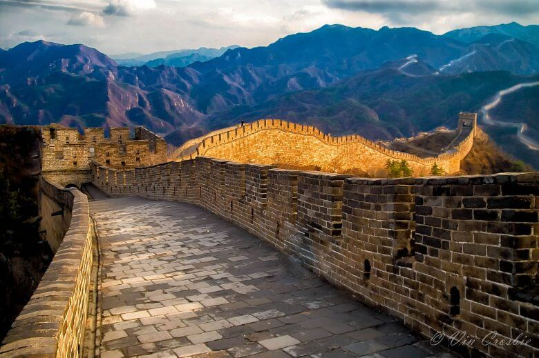 hikes near Beijing
