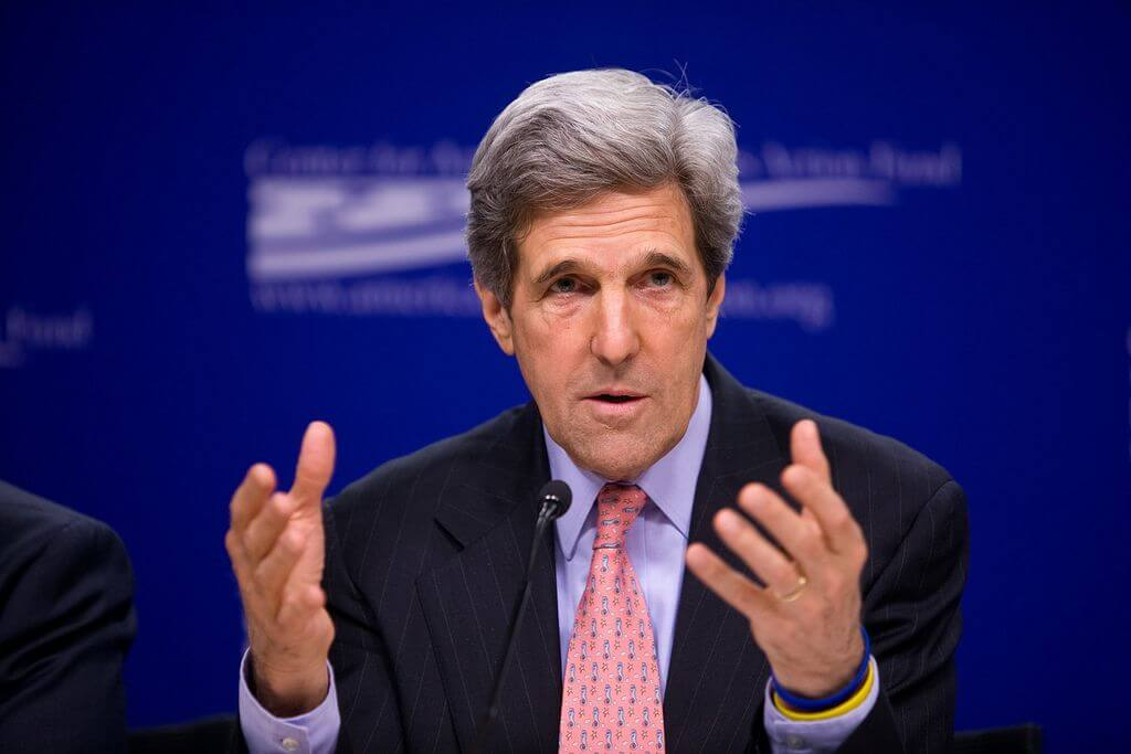 John Kerry's Visit to China