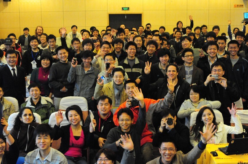 """Study Abroad in the """"Middle Kingdom"""" China"""