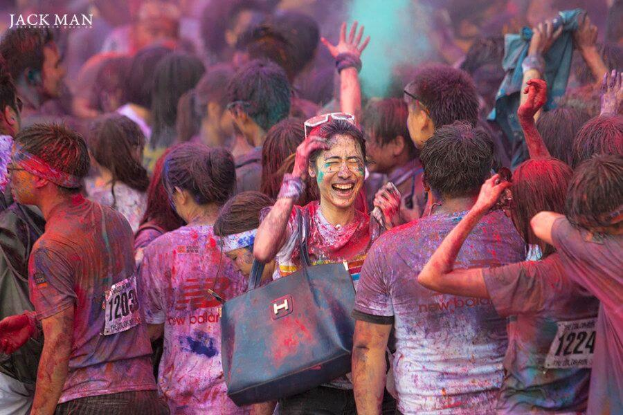 Life in Color: Prepare for the Second Color Run in Beijing
