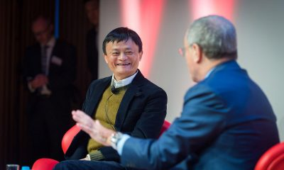 Jack Ma, CEO, Alibaba Group