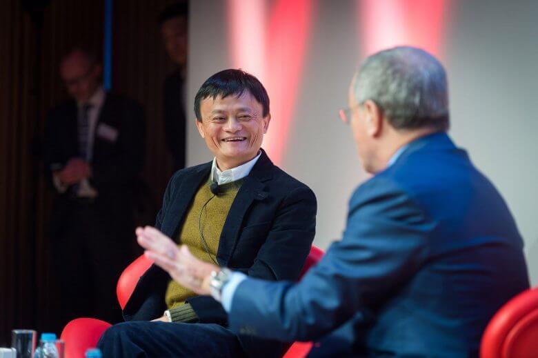 Jack Ma, CEO, Alibaba Group