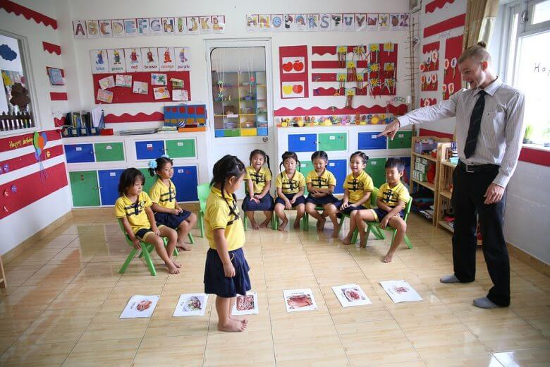 english language summer camps in China