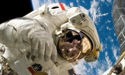 job at NASA