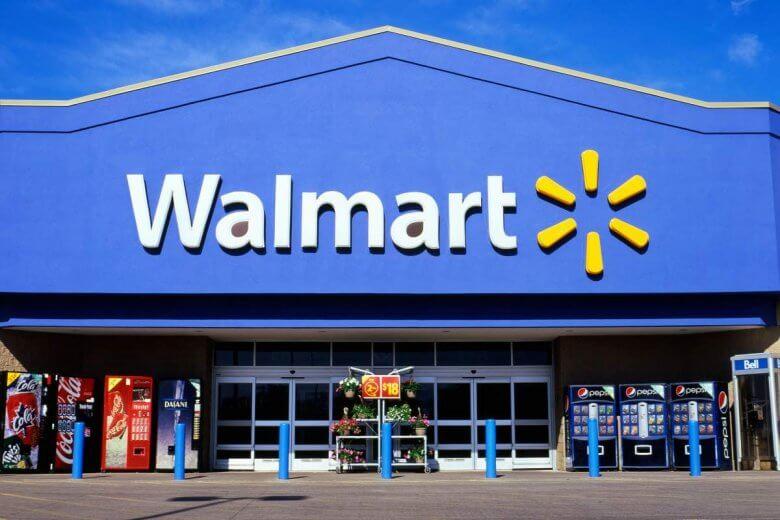 Walmart Job application