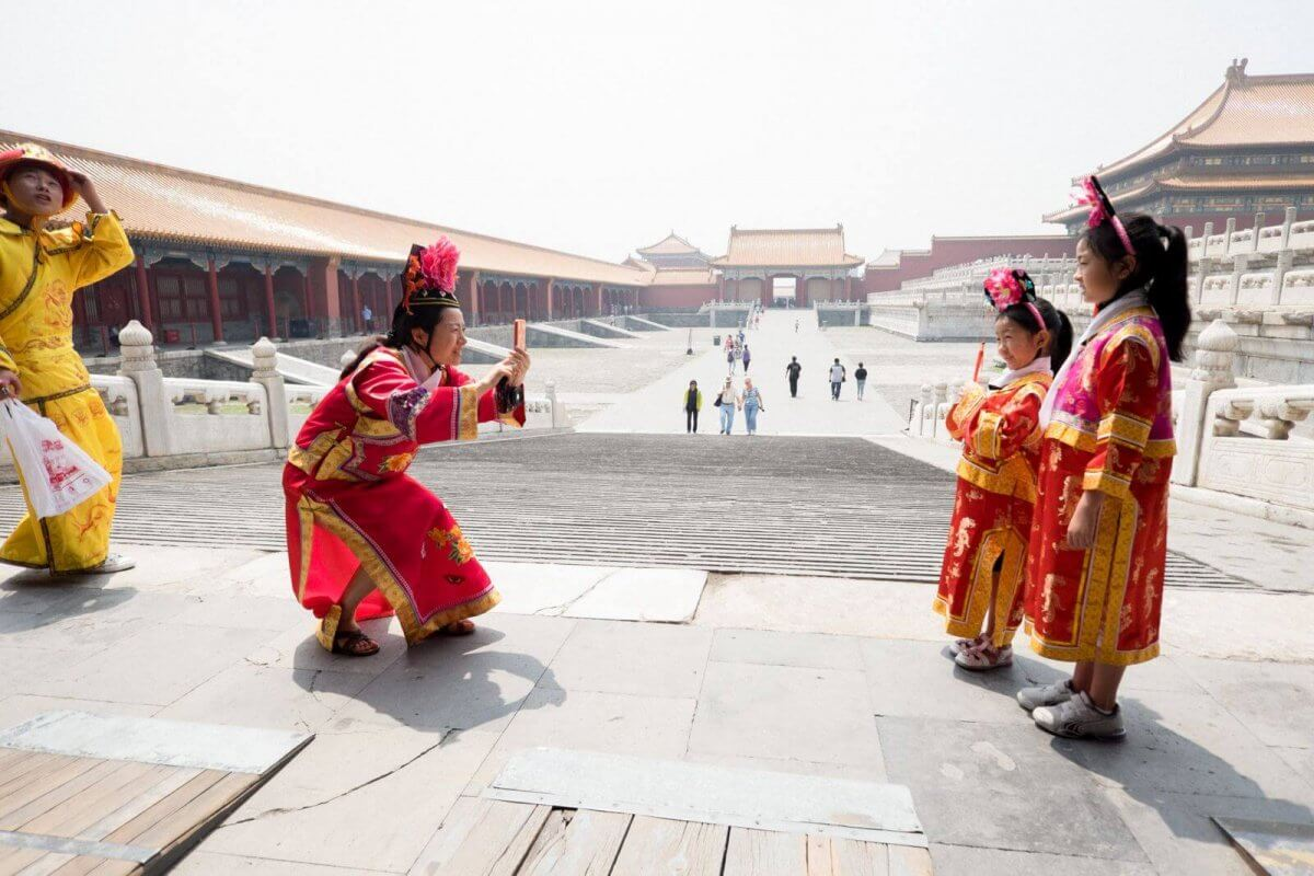 Blending In: How Do I Look Normal in China