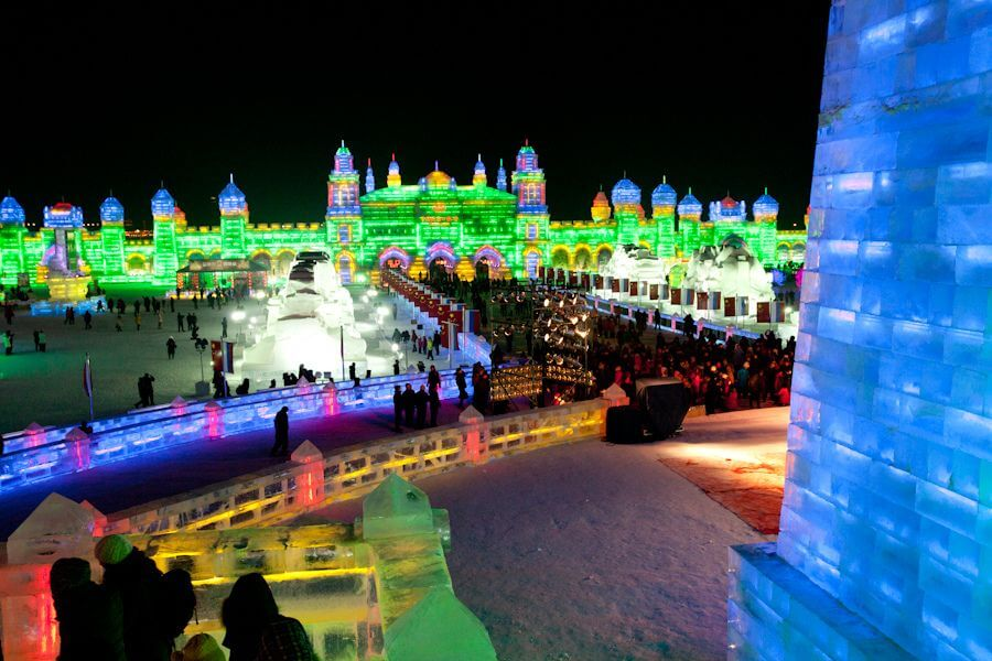 I've Heard of it, but What Is the Harbin Ice Festival?
