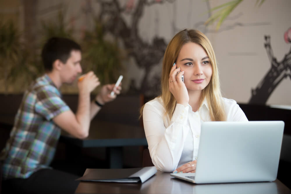 How to leave a good impression from a telephone interview