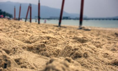 best beaches in China