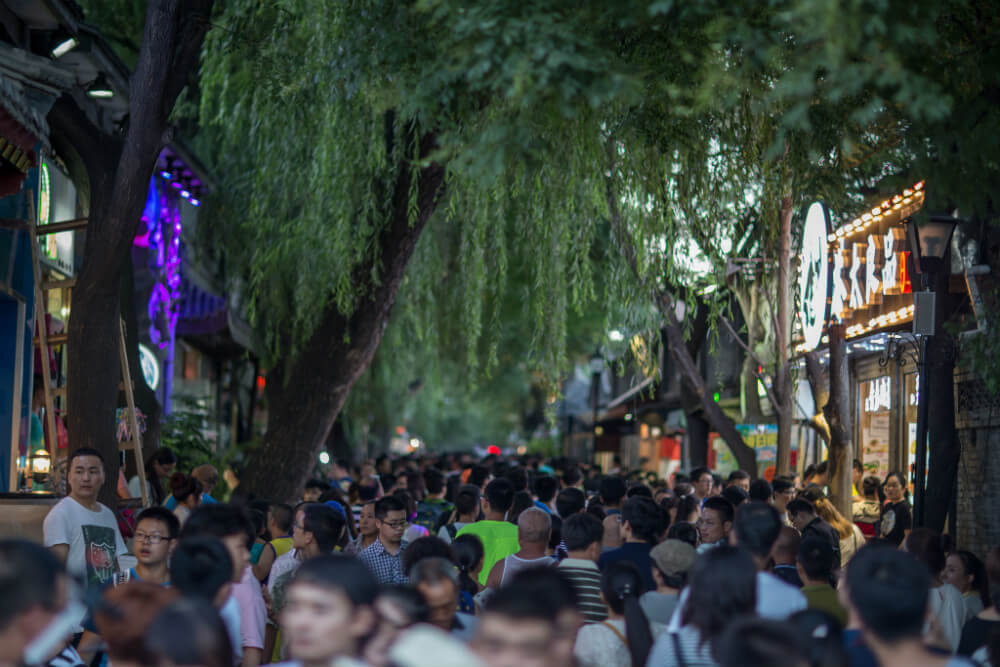 Culture shock – My first time in China