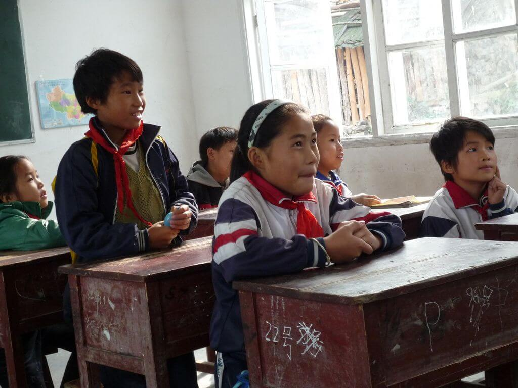 Chinese education: students, teachers, and methodology