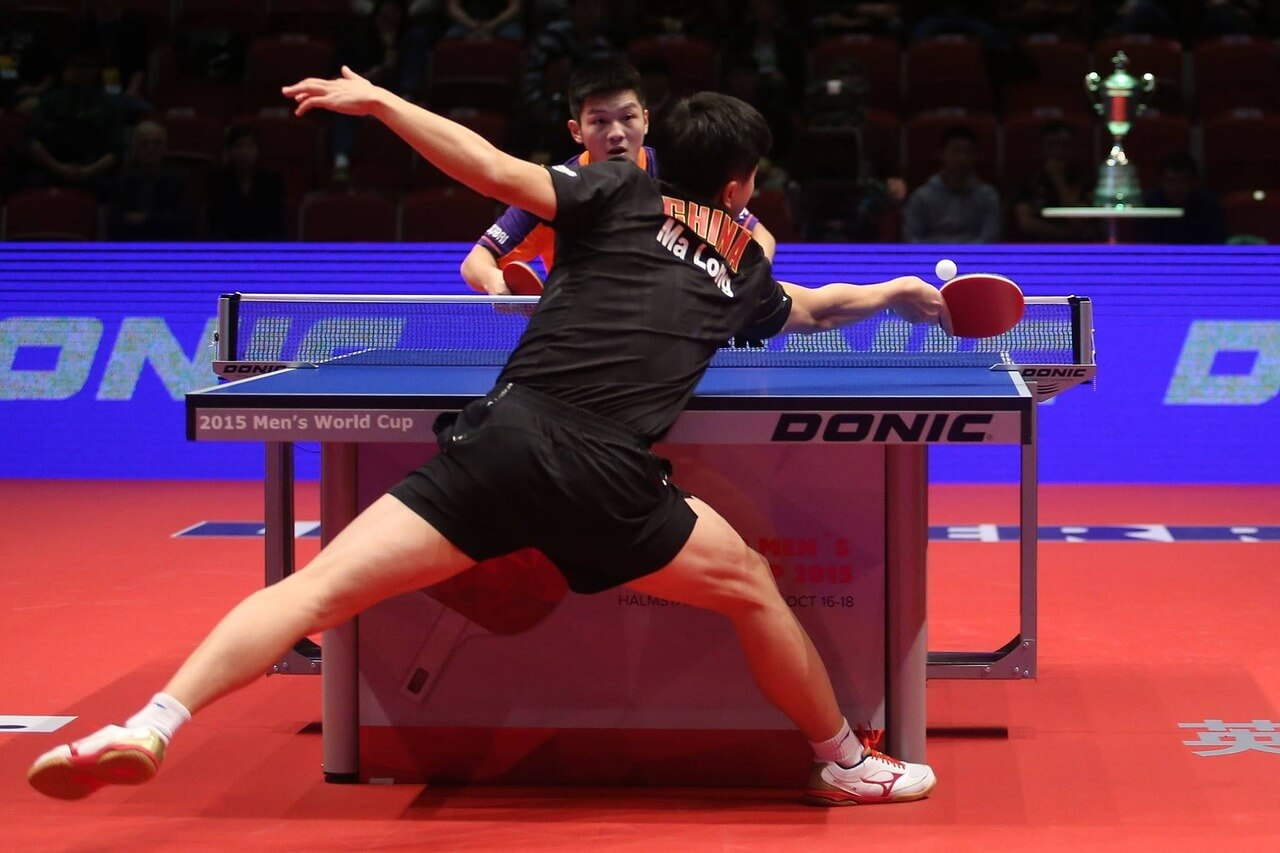 Ping Pong Diplomacy: cross-cultural understanding as an American in China