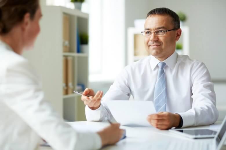 define interview
