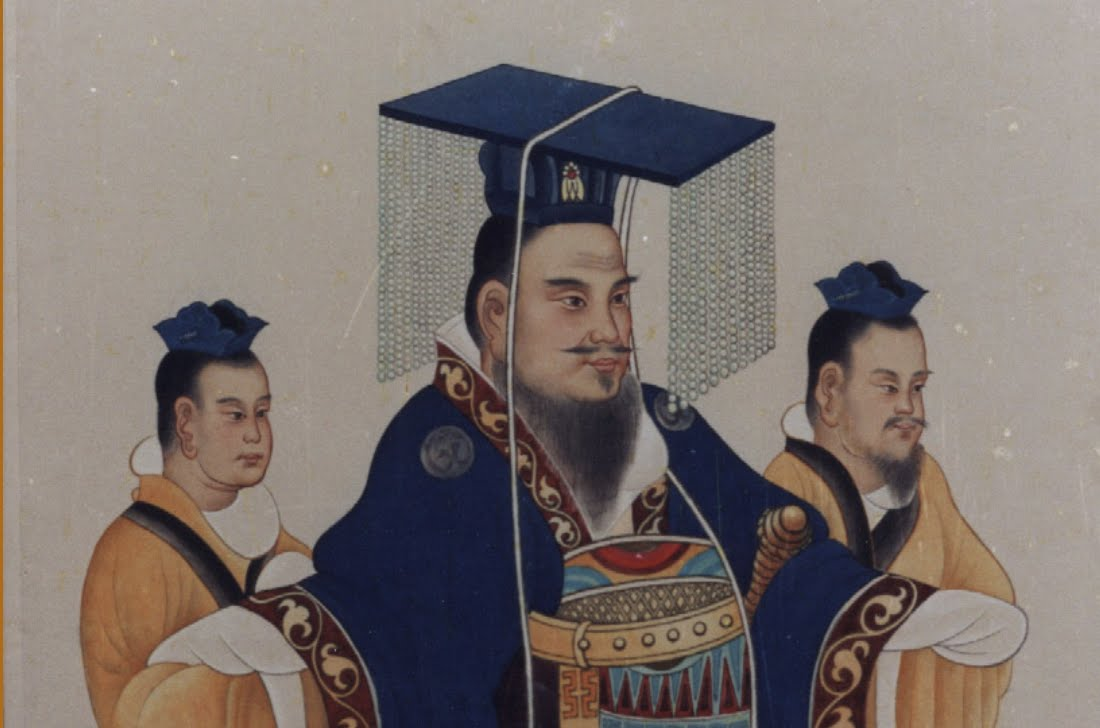Chinese celebrities: the story of Cao Cao