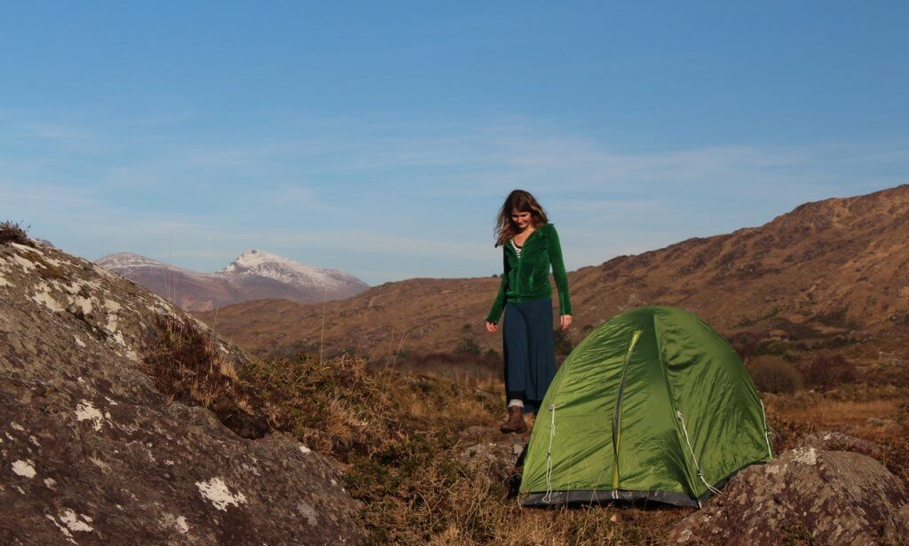 Camping = no wifi
