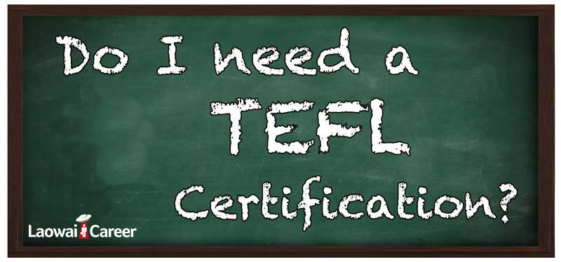 Accredited Online TEFL Courses and TEFL Certification
