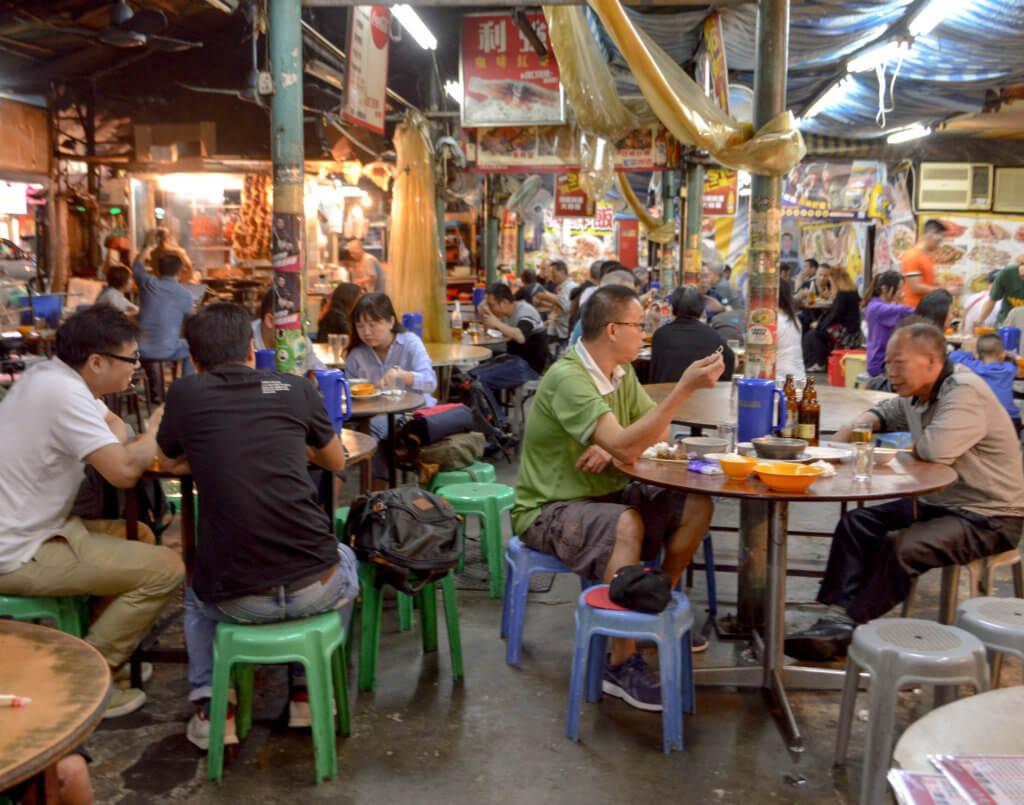 China's street food