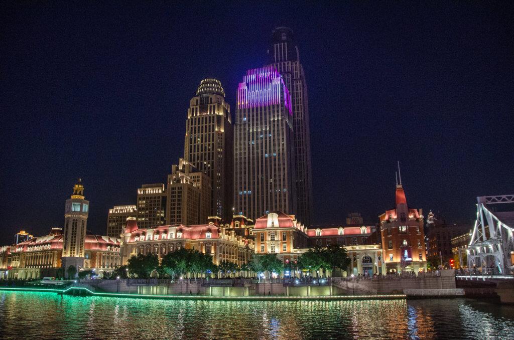 Tianjin Hai River