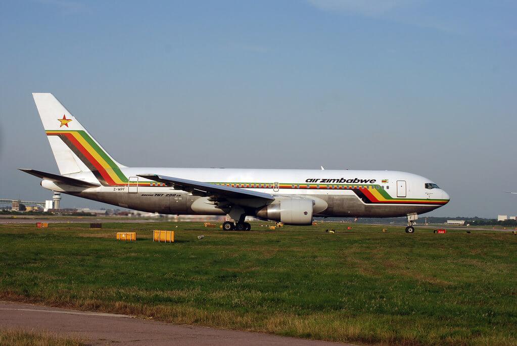 Zimbabwe Airlines