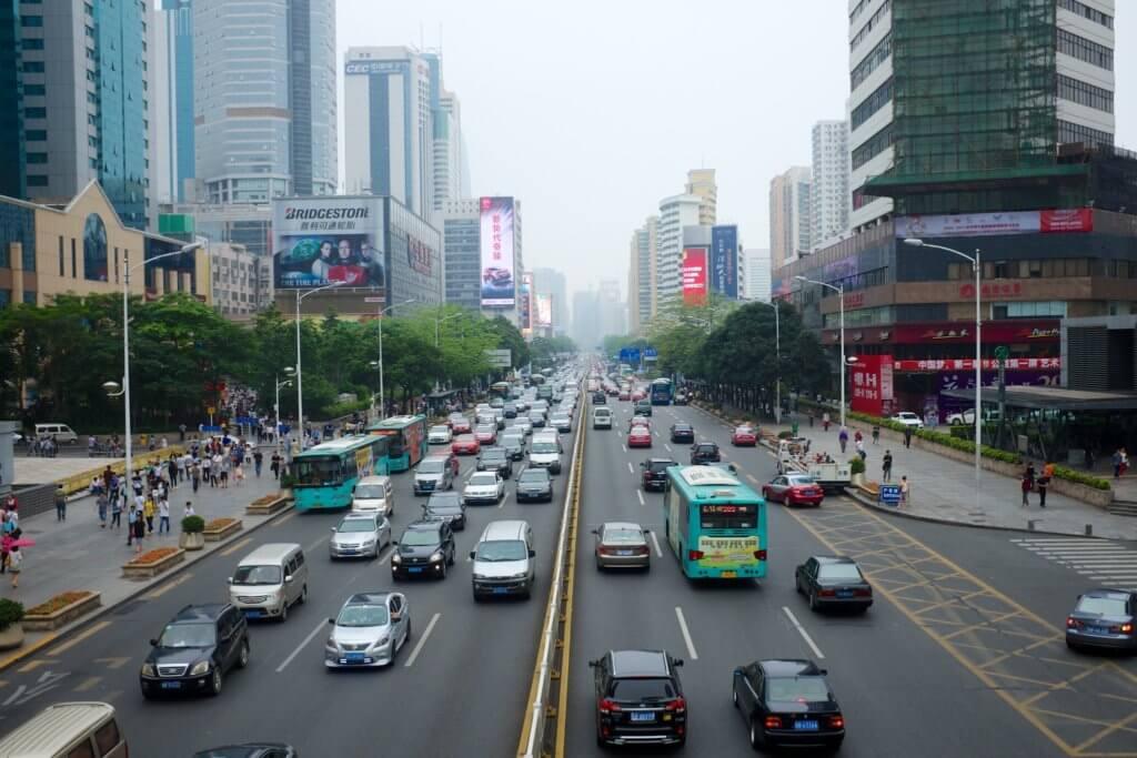 life in Shenzhen