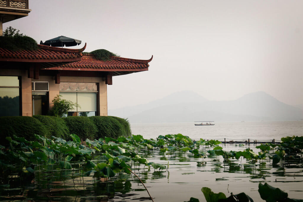 What it's like to live and work in Hangzhou.