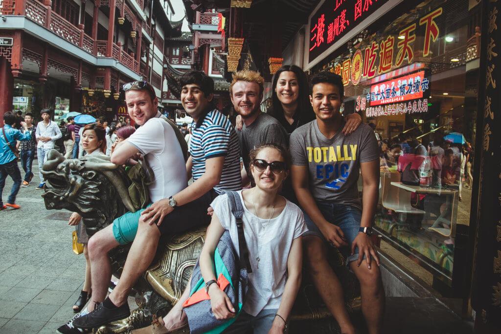 Mandarin Cafe Recruitment Firm - Career Jet Prgoram - Summer of 2019