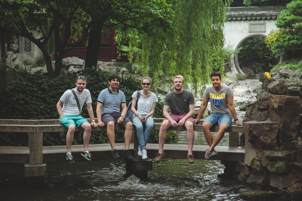 Mandarin Cafe Recruitment Firm - Career Jet Prgoram - Summer of 2020