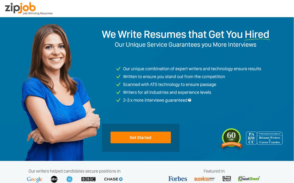 Zip Job Screenshot