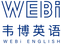 Webi English Logo