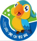 SMH Education (Shangmeihua Education) Logo