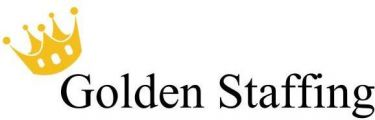 Golden Staffing logo