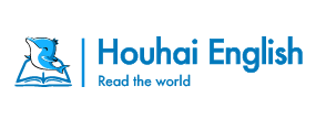 Houhai English logo