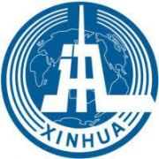 Audio & Video News Department, Xinhua News Agency Logo