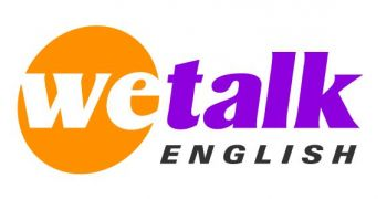 WeTalk English Logo