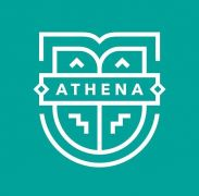 Athena Academic English Logo