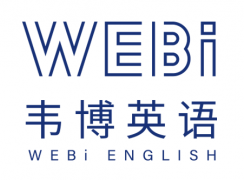 Webi English, South China Logo