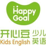 Happy Goal Kids English Logo