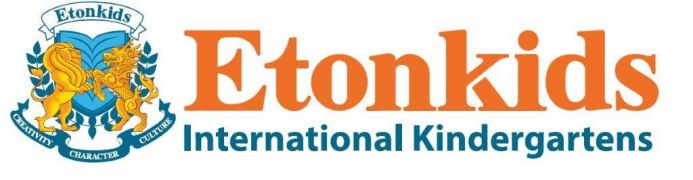 ETONKIDS INTERNATIONAL KINDERGARTENS Logo
