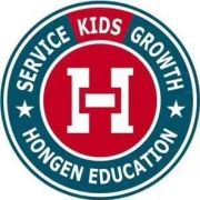 Hongen kids International school Logo