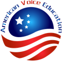 American Voice International Education Logo
